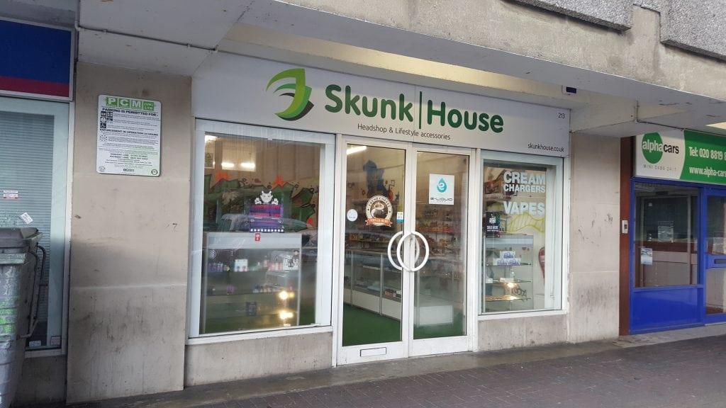 Skunk House | Croydon | London