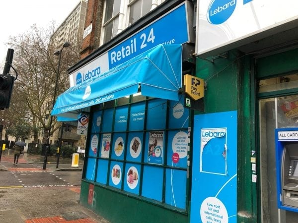 Retail 24 | Goswell Road | Islington