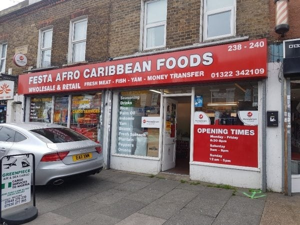 Festa Afro Caribbean Cash and Carry | Erith | Bexley