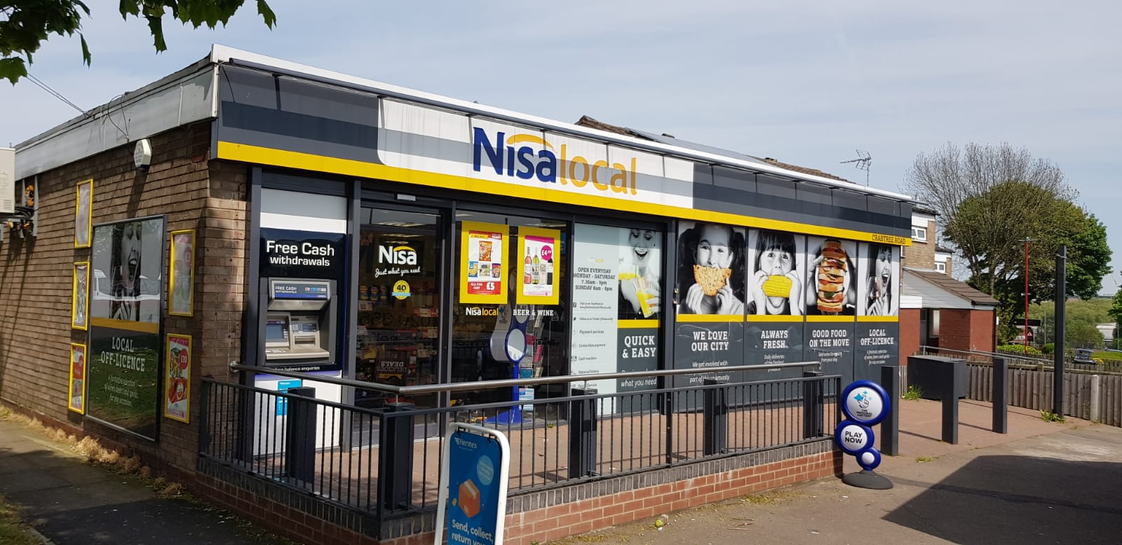 Nisa Local Crabtree | Hockley | Birmingham