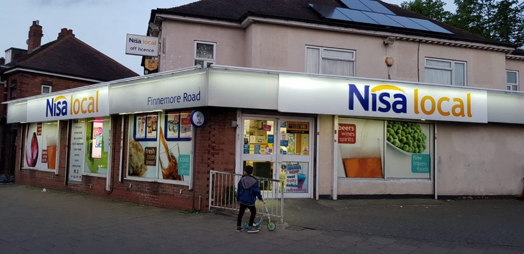 Nisa Local Finnemore Road | Bordesley Green | Birmingham