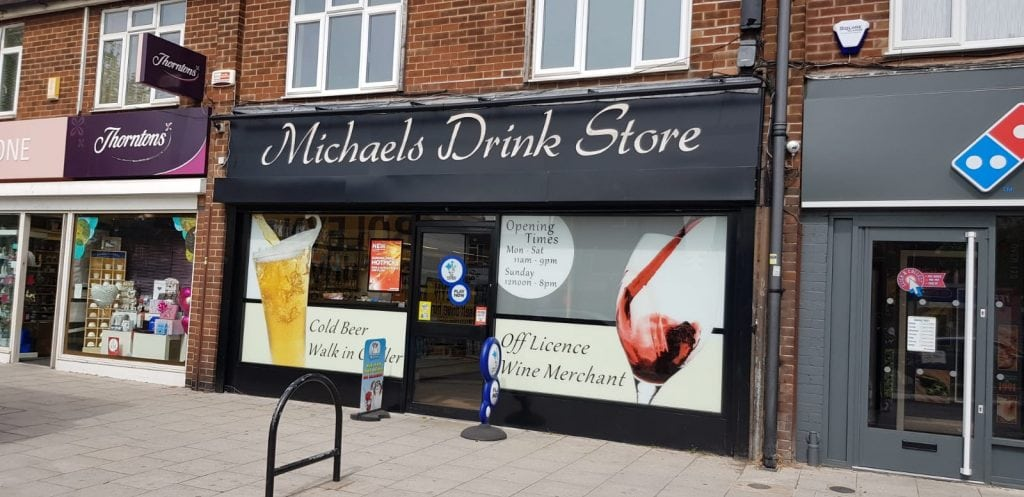 Michaels Drink Store | Alvaston | Derby