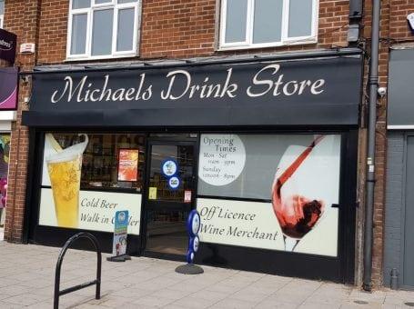 Michaels Drink Store | Alvaston | Derby