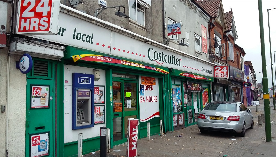 Costcutter Coventry Road | Haymill | Birmingham