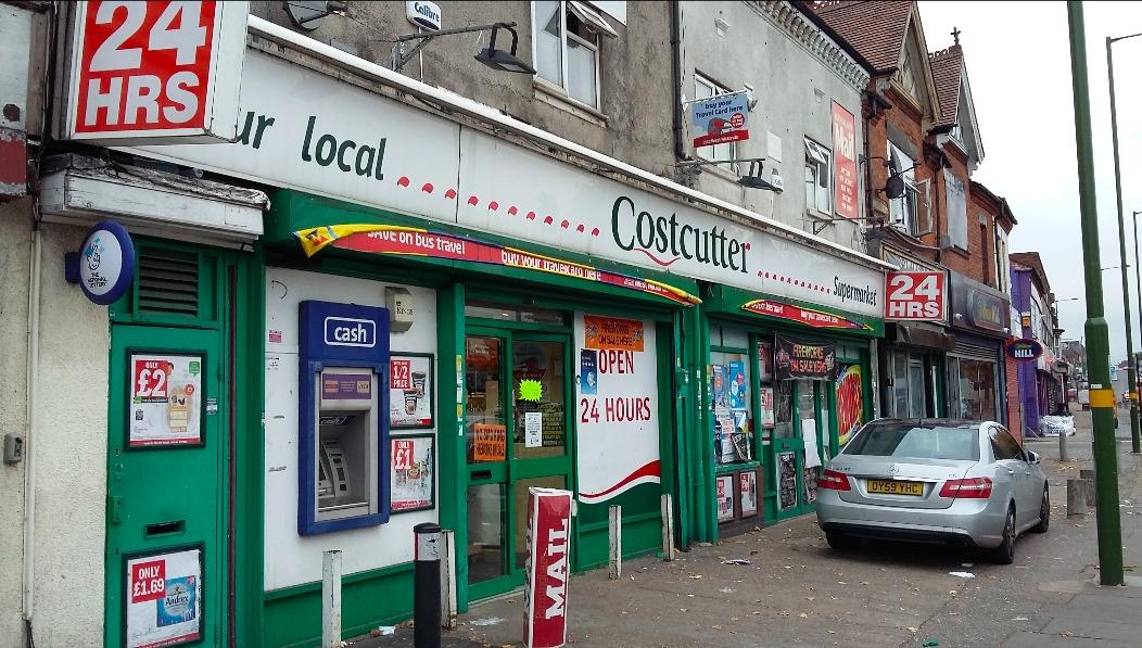 Costcutter Coventry Road | Haymill | Birmingham