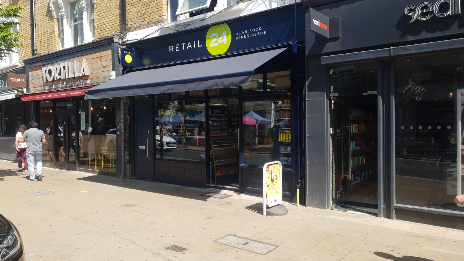 Retail 24 | Wimbledon | Merton