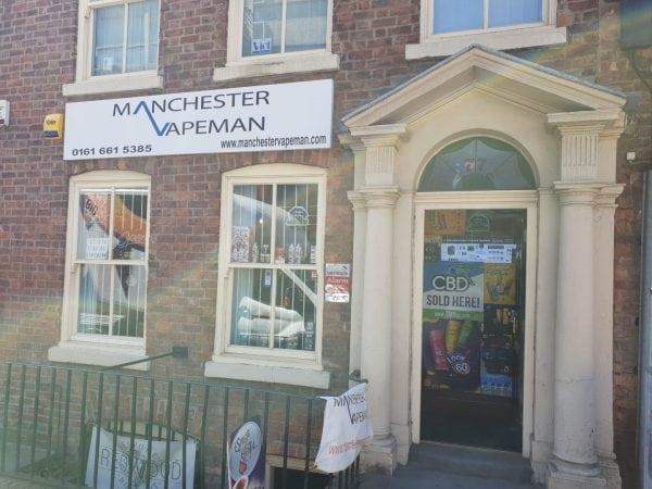Manchester Vapeman | Manchester Central | Manchester