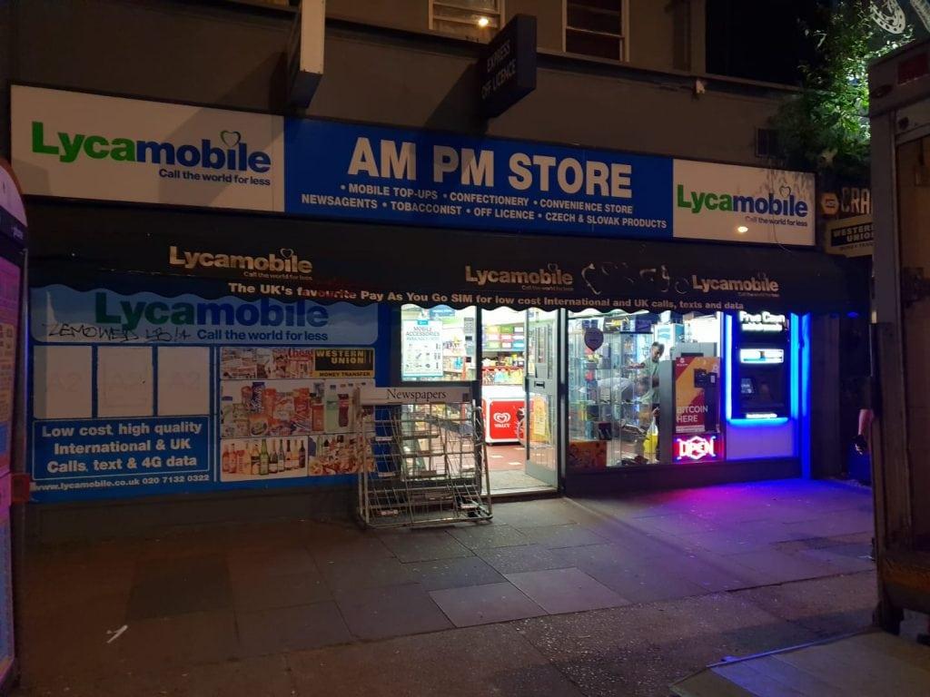 AM PM | Brighton | Brighton & Hove