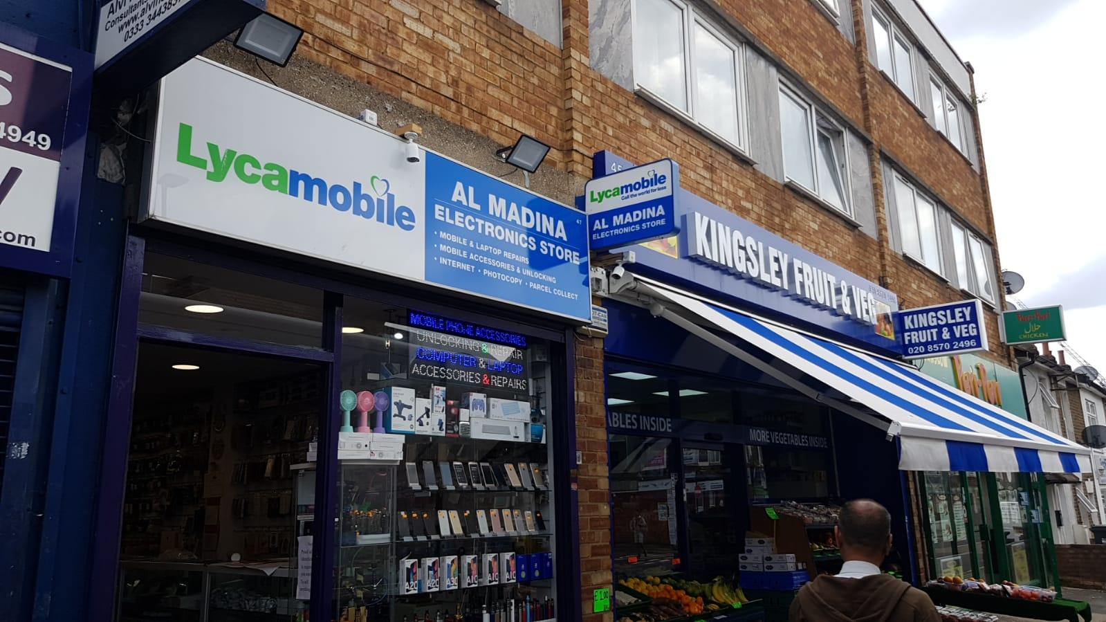 Al Madina Electronics Store | Hounslow East | Hounslow