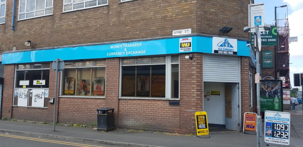 Glo Currency | Openshaw | Manchester