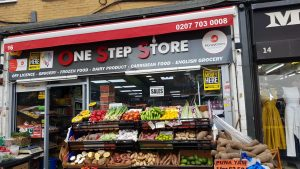 One Step Store Off Licence | Walworth | Southwark