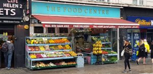 The Food Centre | Edgware Road (Marble Arch)| Westminster