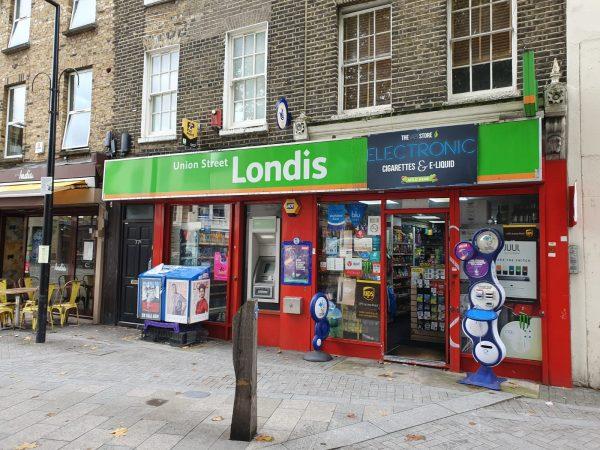 Londis   Union Street   Southwark