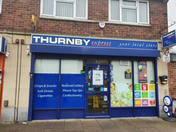 Thurnby Express | Thurncourt | Leicester
