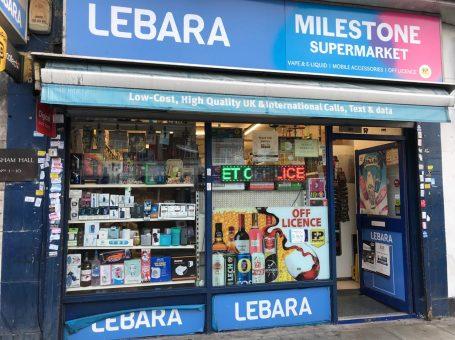 Mile Stone Supermarket | Streatham | Lambeth