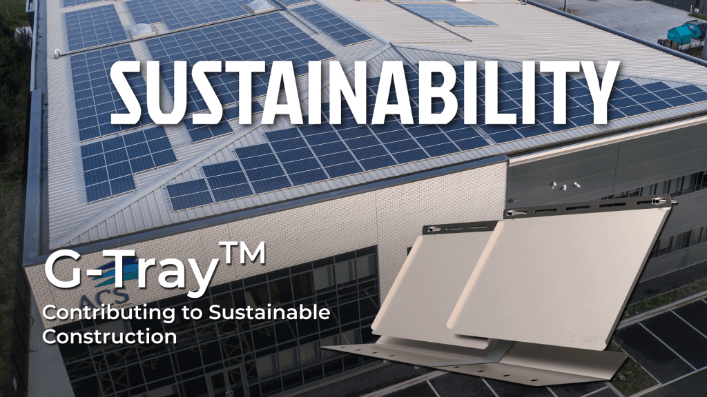 G-Tray Sustainable Construction