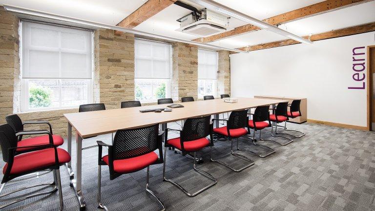 Covia Board Room
