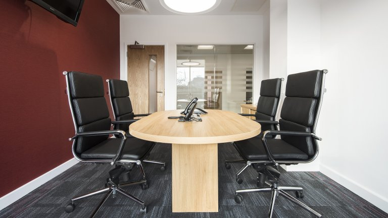 NVM Private Equity Newcaslte meeting room