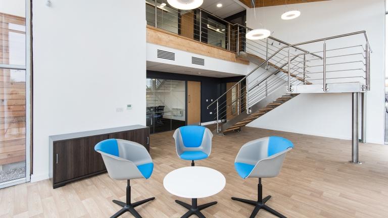 Exelby foyer