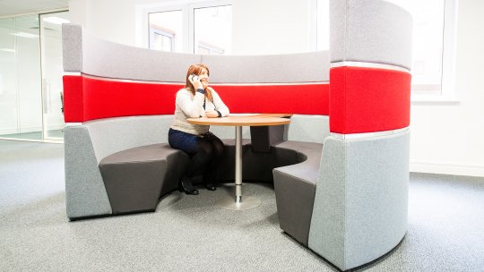 What are Acoustic Pods and do I need them in my office?