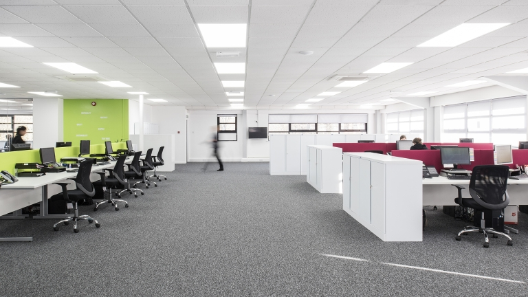 bright spacious office in gateshead