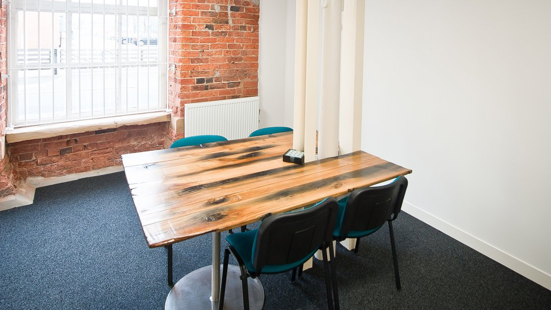 Table round column