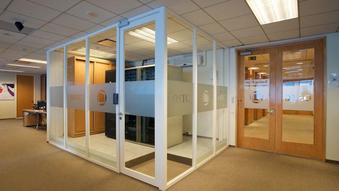 office server room