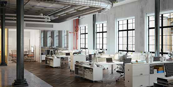 Loft-Office