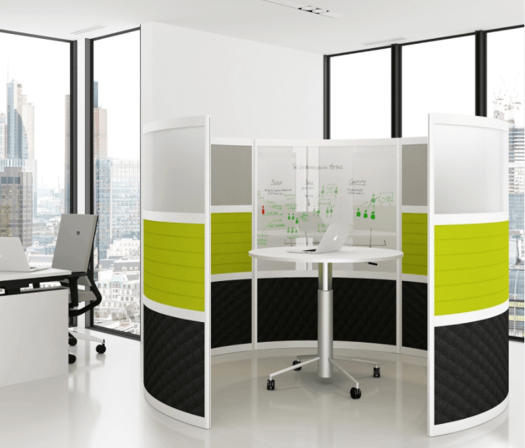Office breakout areas