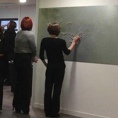 enact team using office