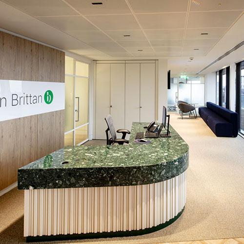 Bevan Brittan Reception