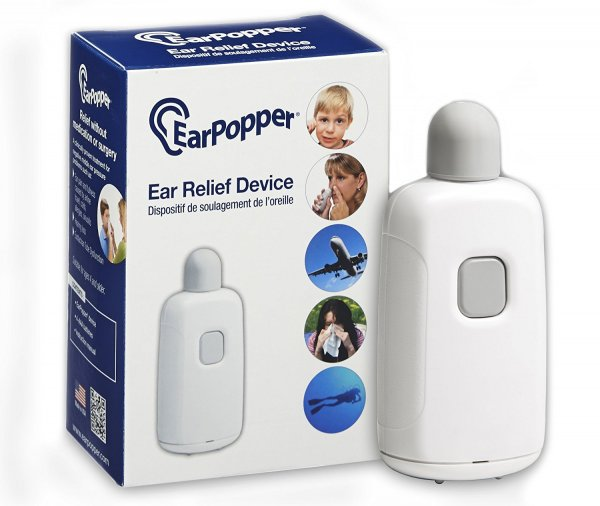 Ear Popper packaging and device