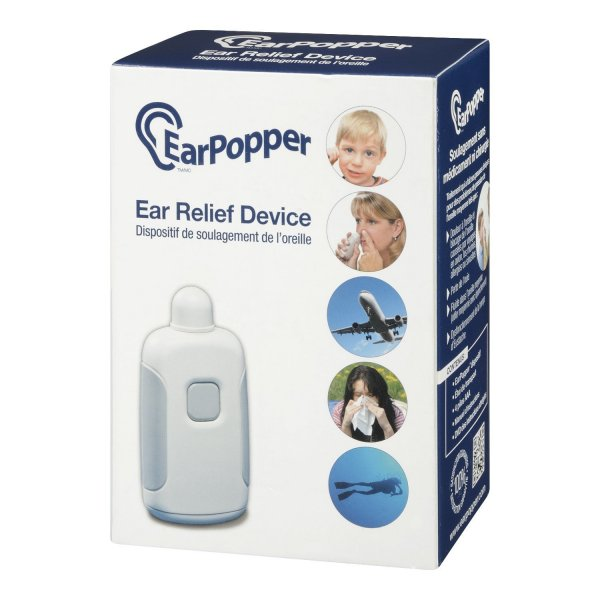 Ear Popper packaging (front)