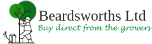 Beardsworths Nurseries & Garden Centre Retina Logo