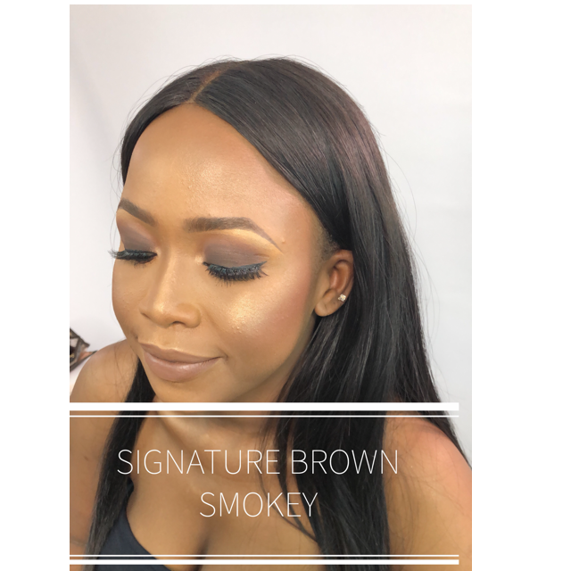 KANDYBEATINC: Signature brown smokey