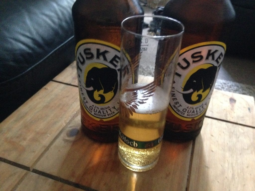 training review, tusker beer, beernbiceps, beer n biceps