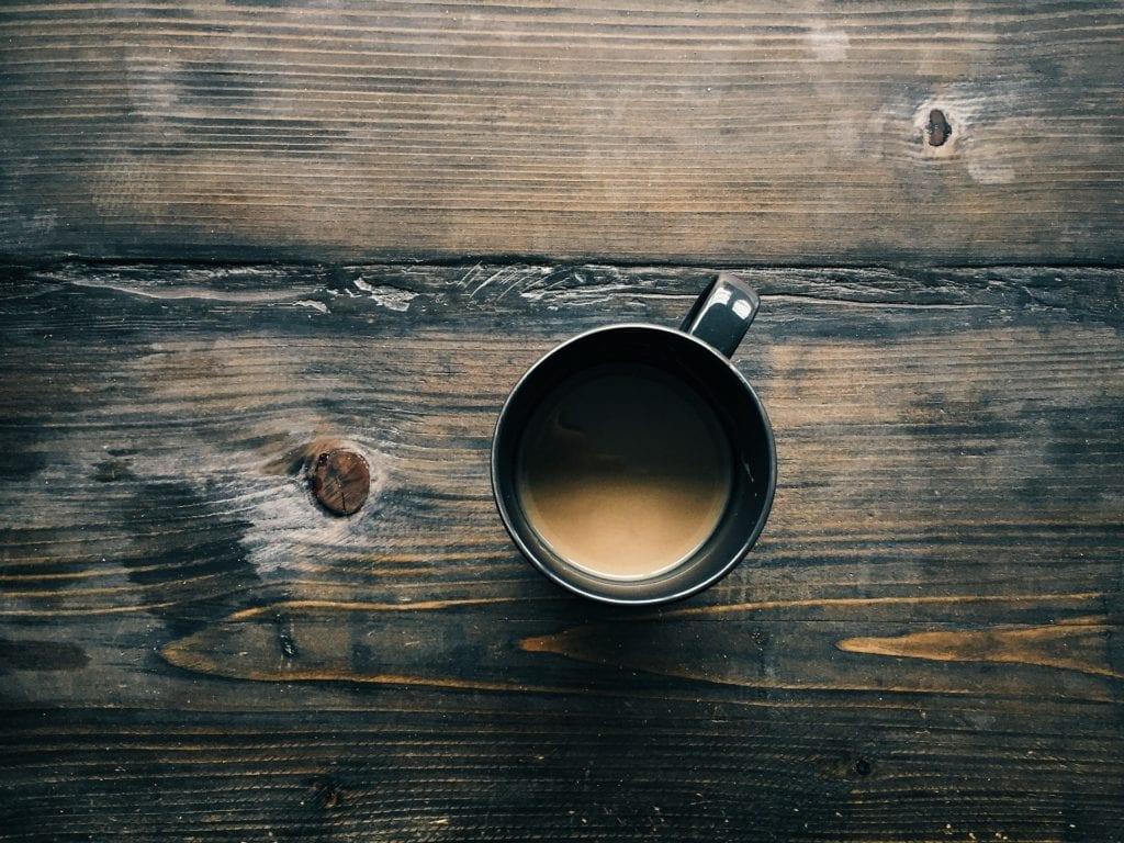 benefit of decaffeinated coffee, beer n biceps