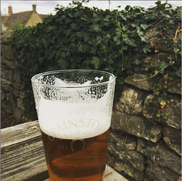 English beer culture