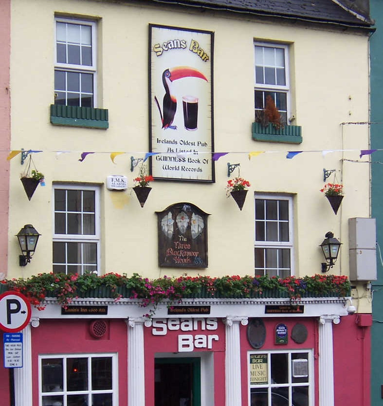 What is the oldest pub in the world?