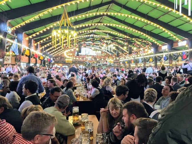 What is German Oktoberfest?