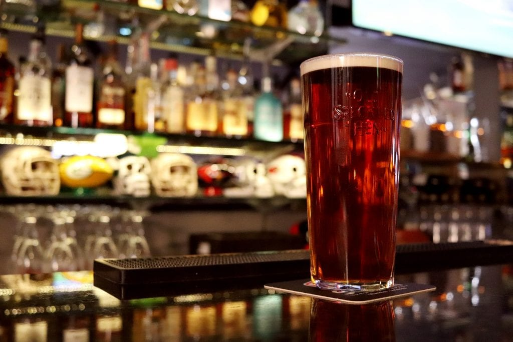 What is Unfined beer?