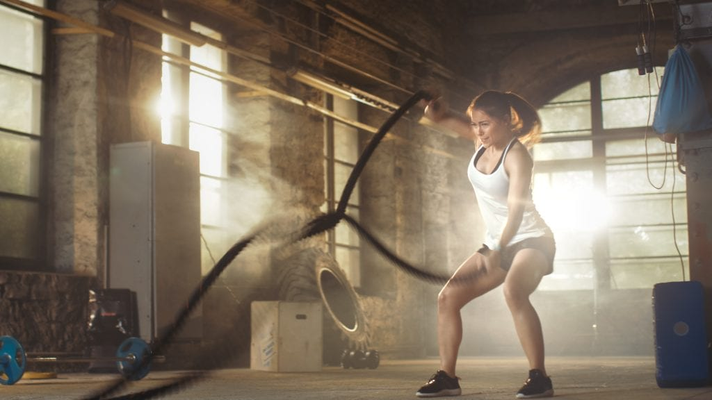 What does HIIT stand for?