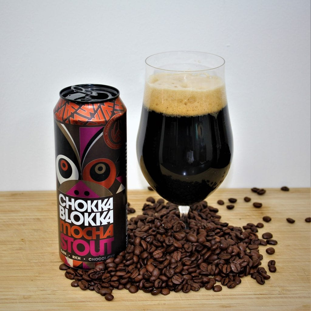 Does beer or wine have caffeine
