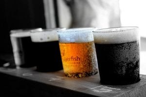 Can beer give you food poisoning