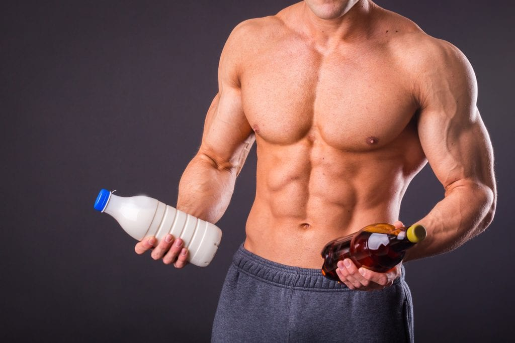 Does drinking beer prevent you from building muscle