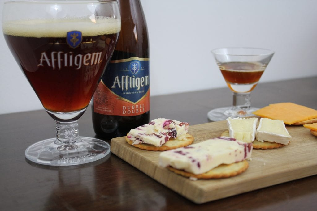 What beer goes with cheese
