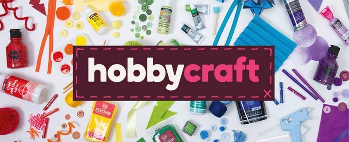 Win a £50 Hobbycraft eVoucher