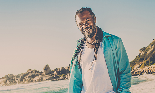 Speaker, Levi Roots, bira Conference and Awards 2018