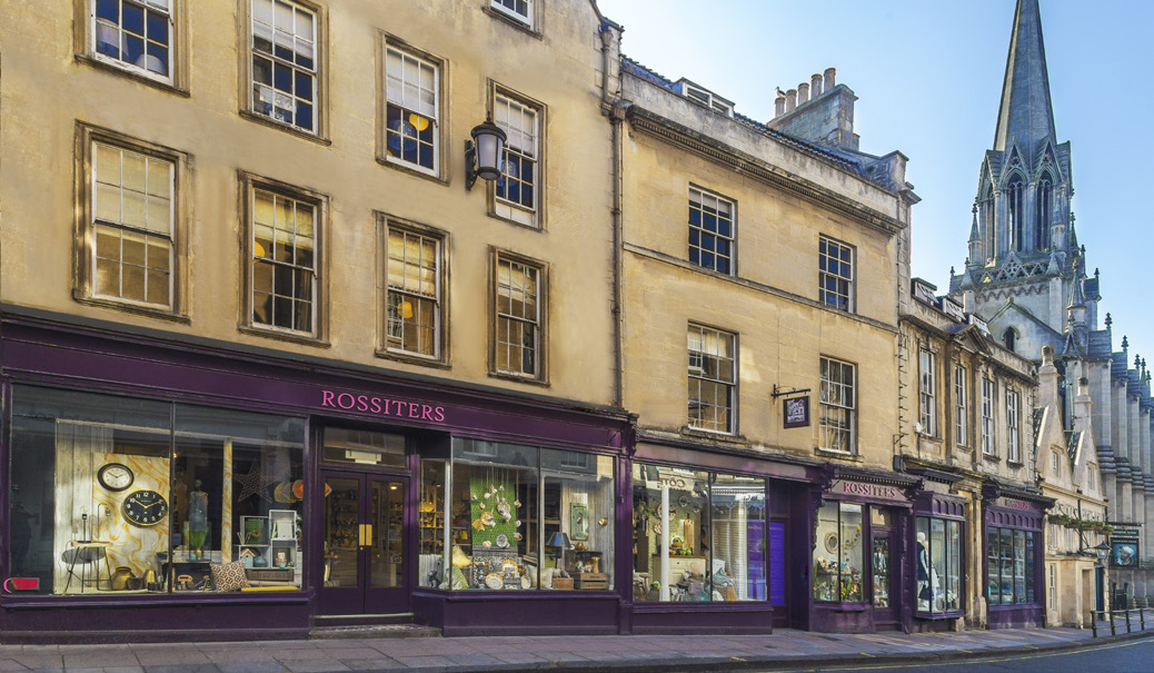 Rossiters of Bath, Business Profile January 2018