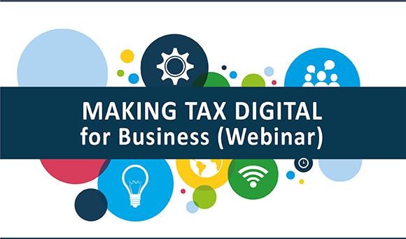 Making Tax Digital Webinar with TaxAssist Accountants